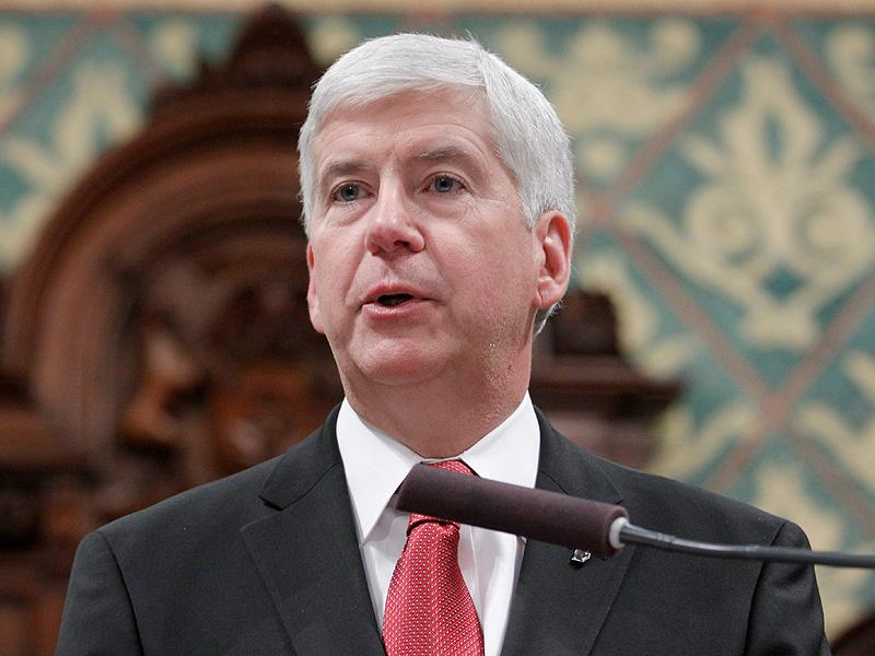 Michigan Governor Apologizes for Flint Water Crisis: 'I Am S