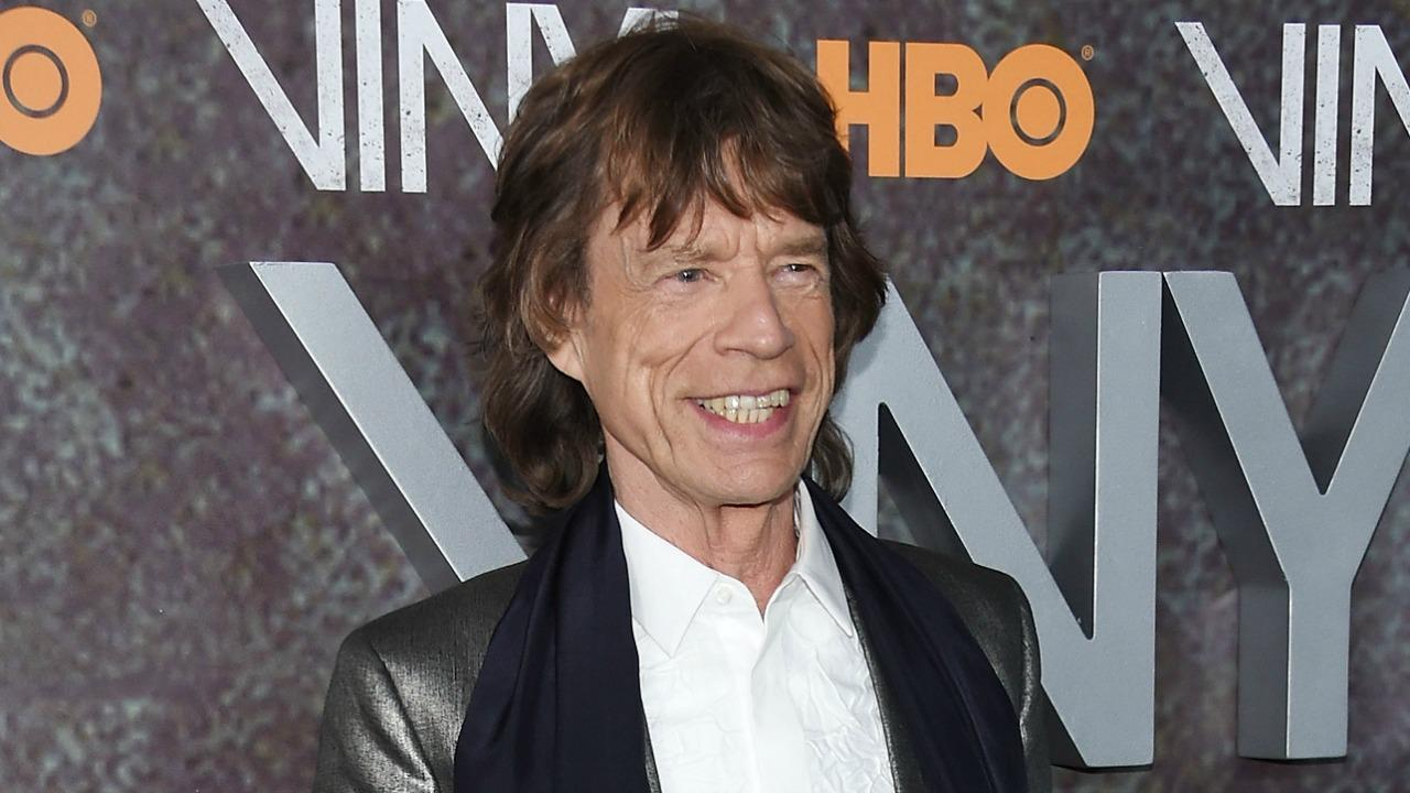 Mick Jagger, 73, Welcomes His Eighth Child