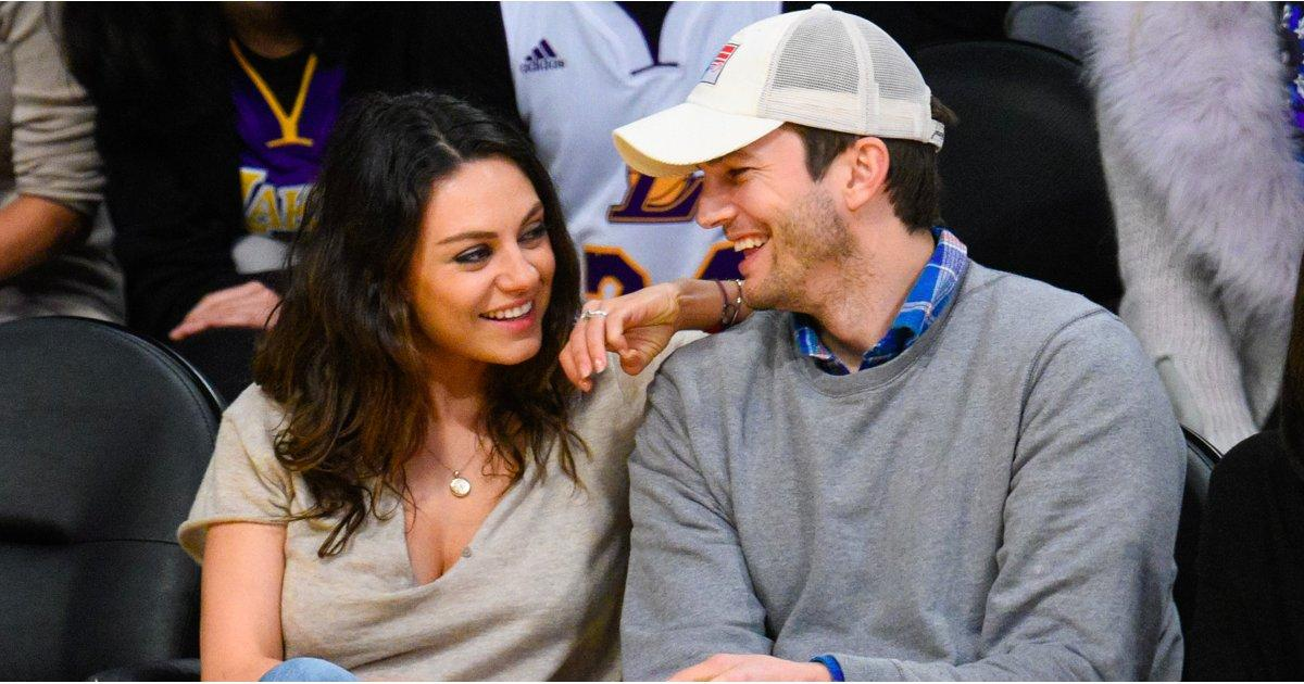Mila Kunis and Ashton Kutcher Welcome Their Second Child!