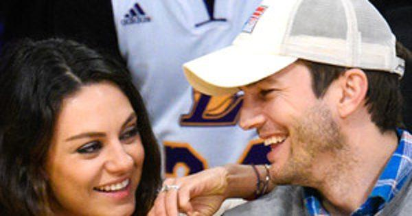 Mila Kunis Is Pregnant! Actress and Husband Ashton Kutcher Expecting Baby No. 2