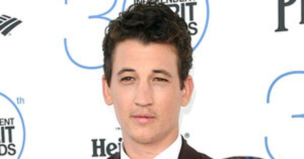Miles Teller Congratulates His Former Costar Brie Larson on
