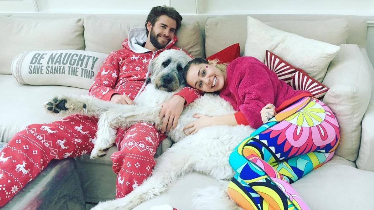 Miley Cyrus Nurses Her Hangover After Ringing in the New Year With Liam Hemsworth
