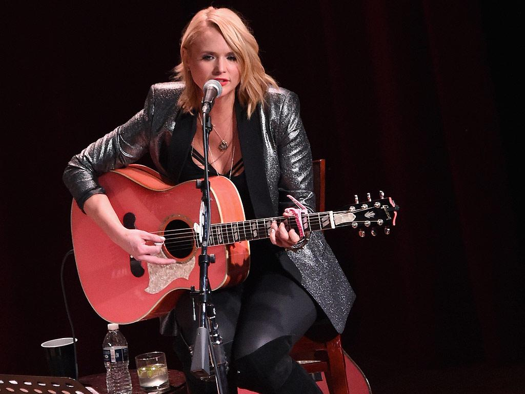 Miranda Lambert Tears Up Onstage While Singing Song She Wrote with Ex-Husband Blake Shelton