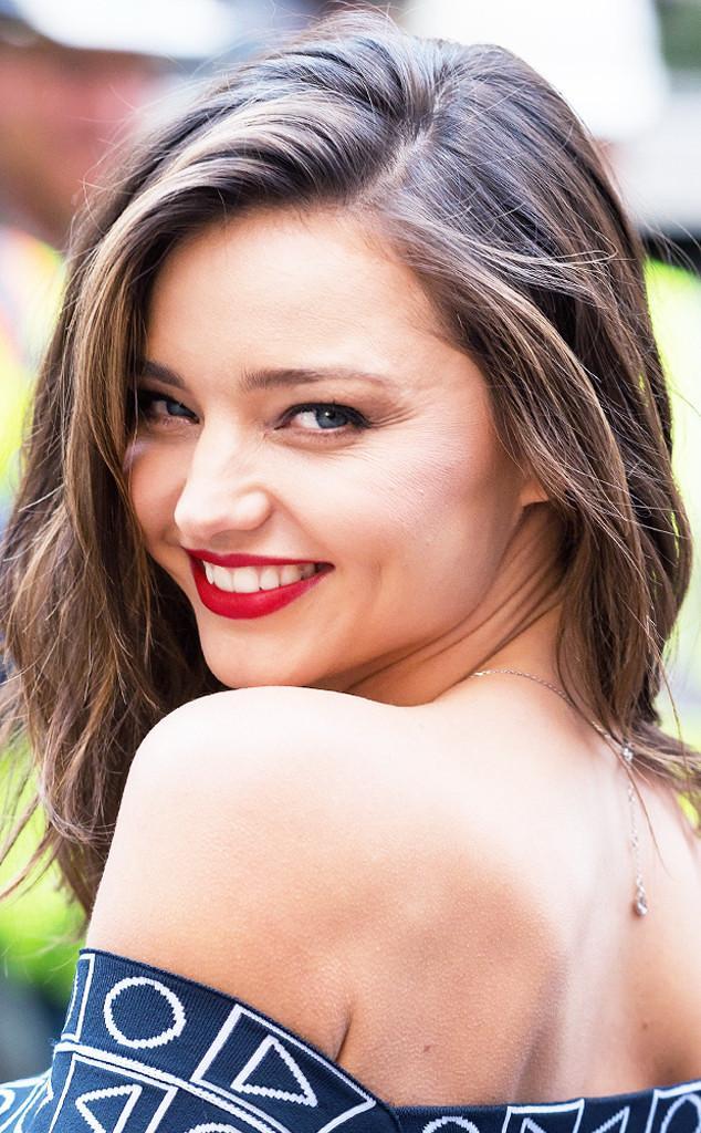 Miranda Kerr's Non-Surgical Face-Altering Secret