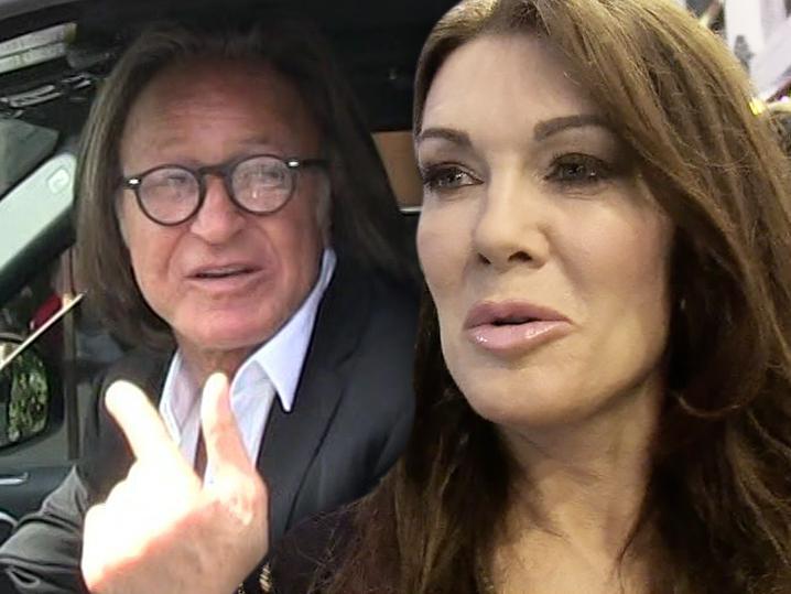 Mohamed Hadid to Lisa Vanderpump -- You're Dead to Me!!!