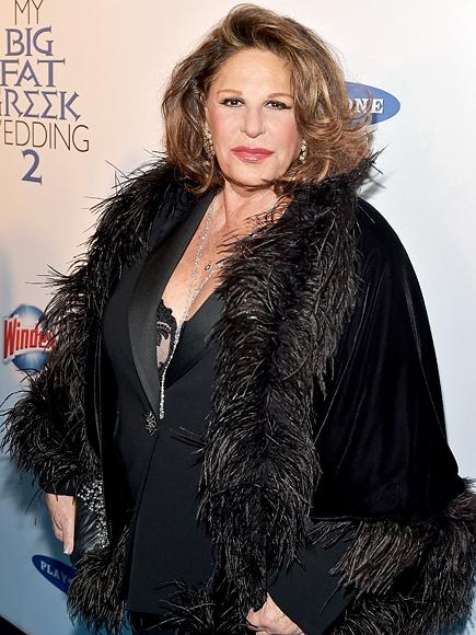 My Big Fat Greek Wedding Star Lainie Kazan on the Mend After