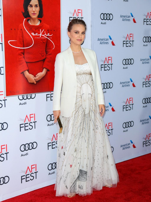 Natalie Portman Reveals How Motherhood Made Preparing for Her Role in Jackie Even Harder
