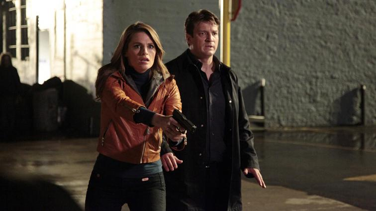 Nathan Fillion On Stana Katic  's    Castle '  Exit:    She Will Be