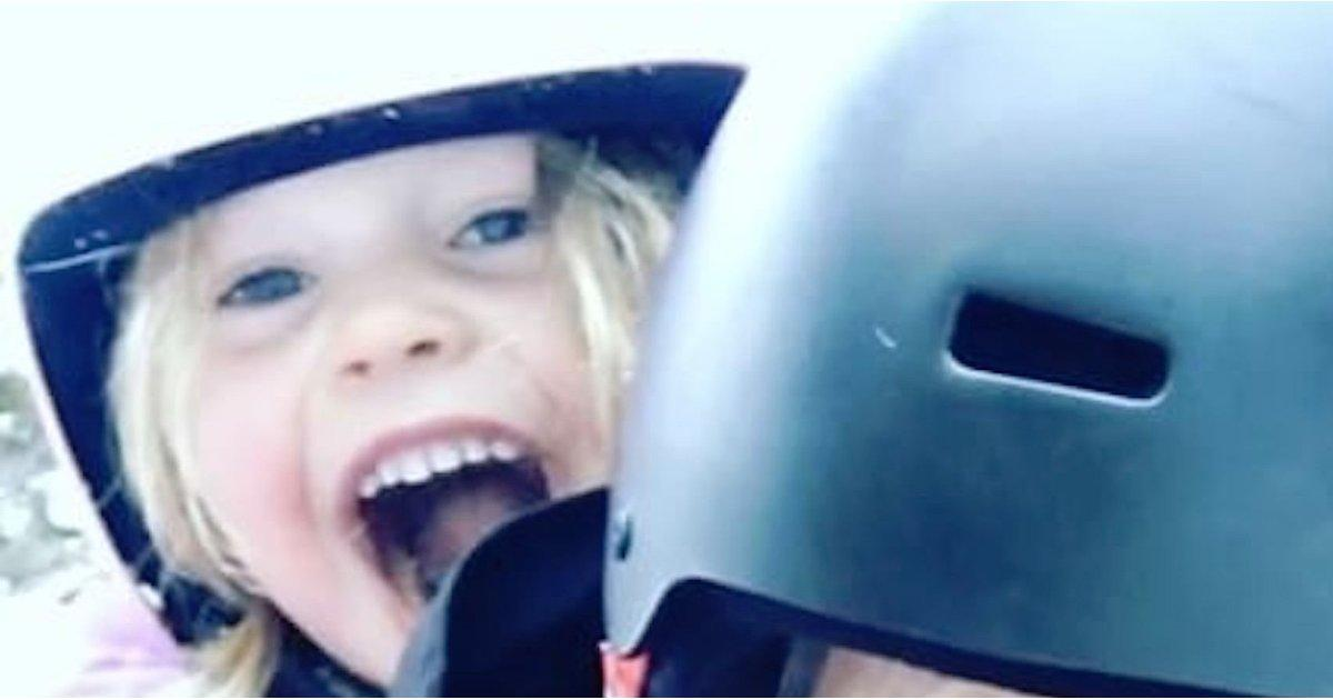 Neil Patrick Harris and His Daughter Are Having Way Too Much Fun in the Snow