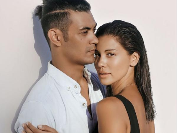 New beginnings: Are Gab Valenciano and wife Tricia Centenera calling it quits?