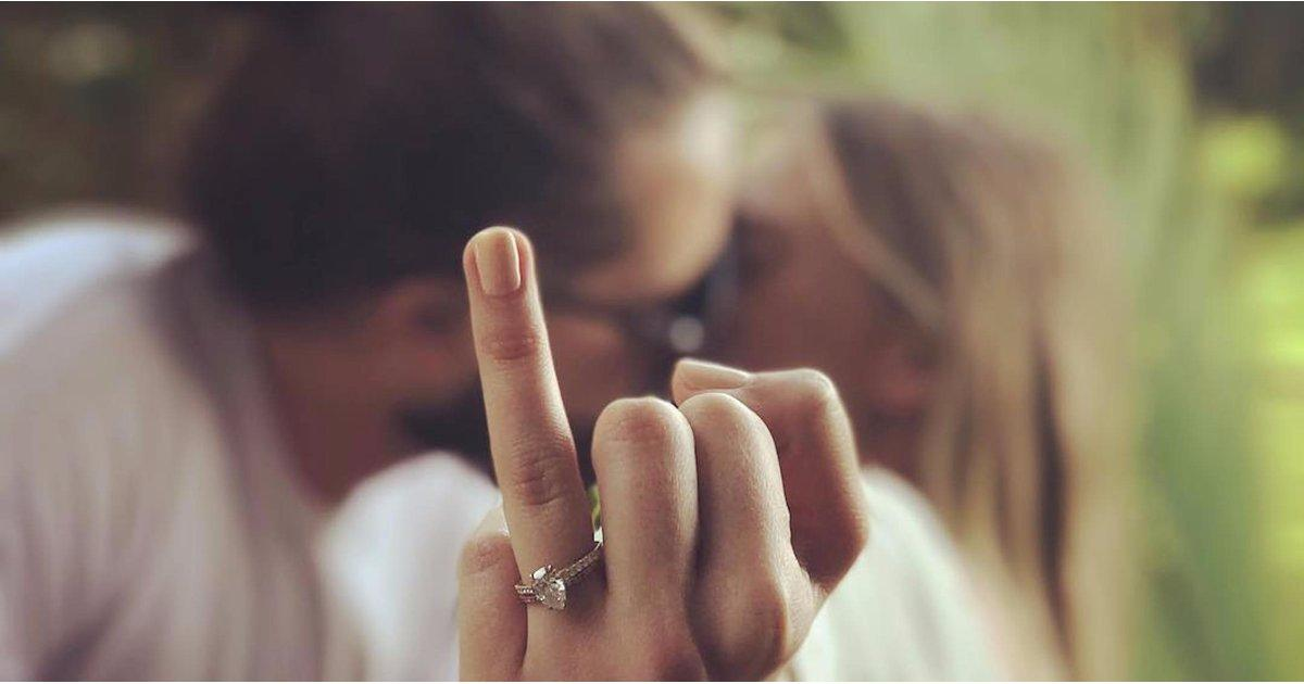 Newly-Married Margot Robbie Shows Off Her Wedding Ring With Sass