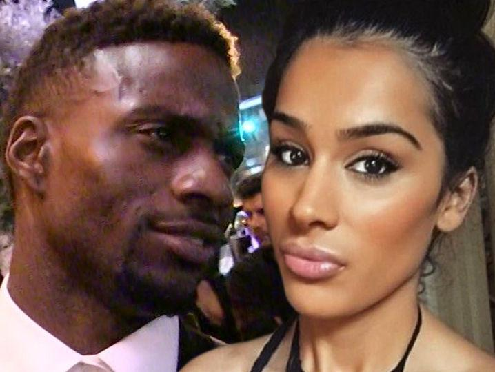 NFL's Emmanuel Sanders Blew A Fortune On Sidechicks ... Furious Wife Claims
