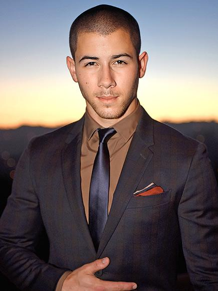 Nick Jonas Dishes on Whether He'll Snag a New Year's Kiss