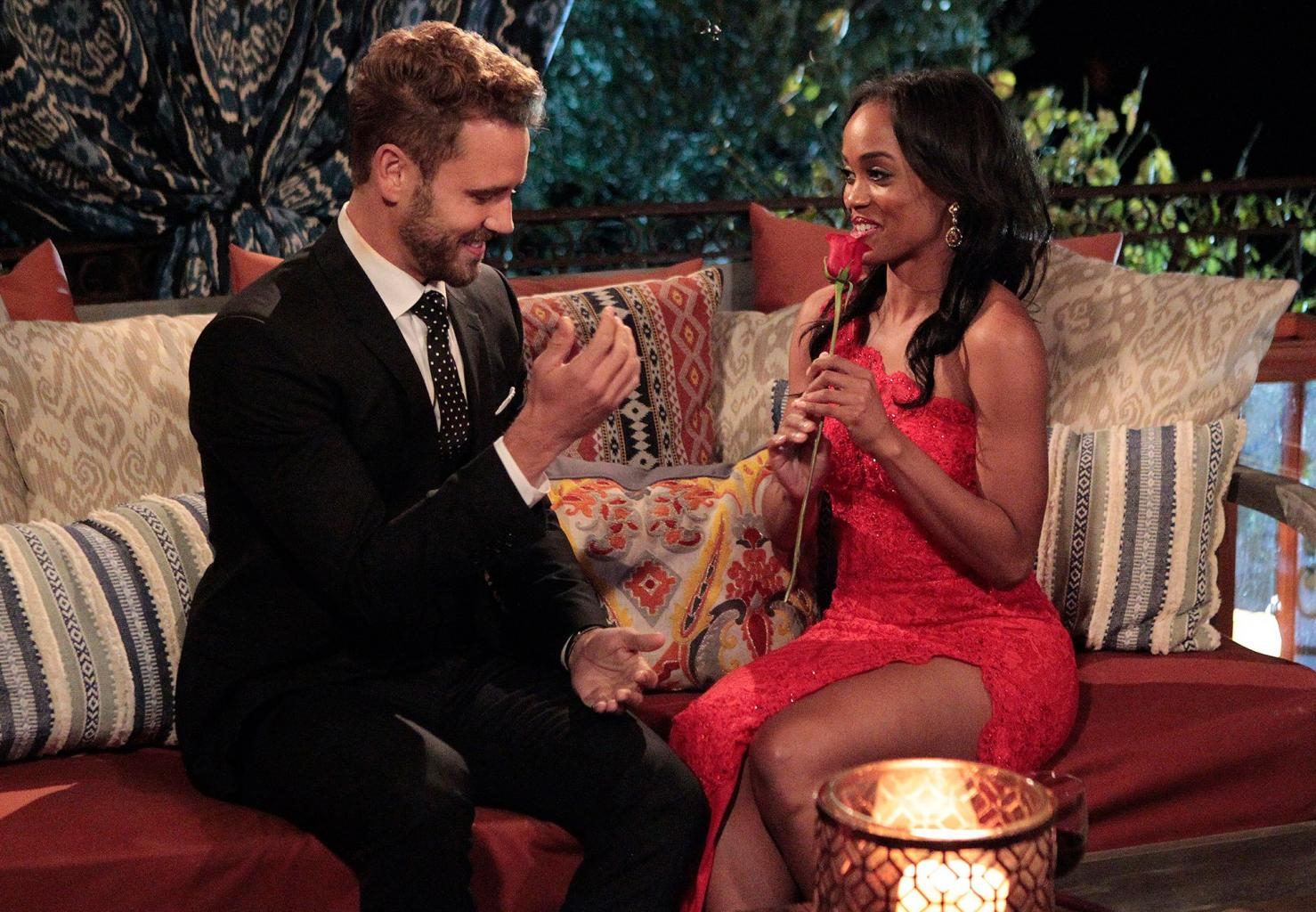 Nick Viall Thinks Rachel Lindsay Is Going to Be an    Amazing Bachelorette  ':    I  'm Very Excited for Her