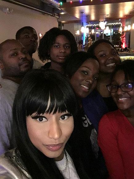 Nicki Minaj Shares Photo With Brother Nearly One Month After