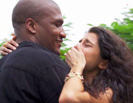Nicole Williams and Larry English Are Engaged! Wags Star Says ''Yes'' to Her Longtime Love After Romantic Season Finale Proposal