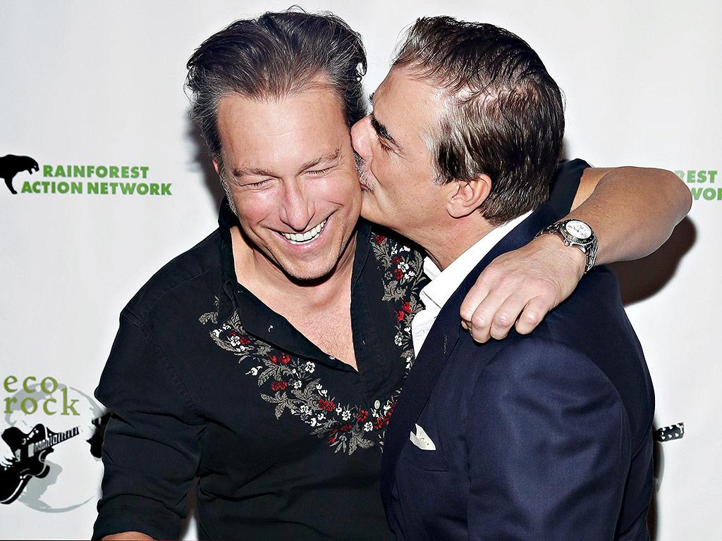 No Carrie Needed! John Corbett and Chris Noth Rekindle the S