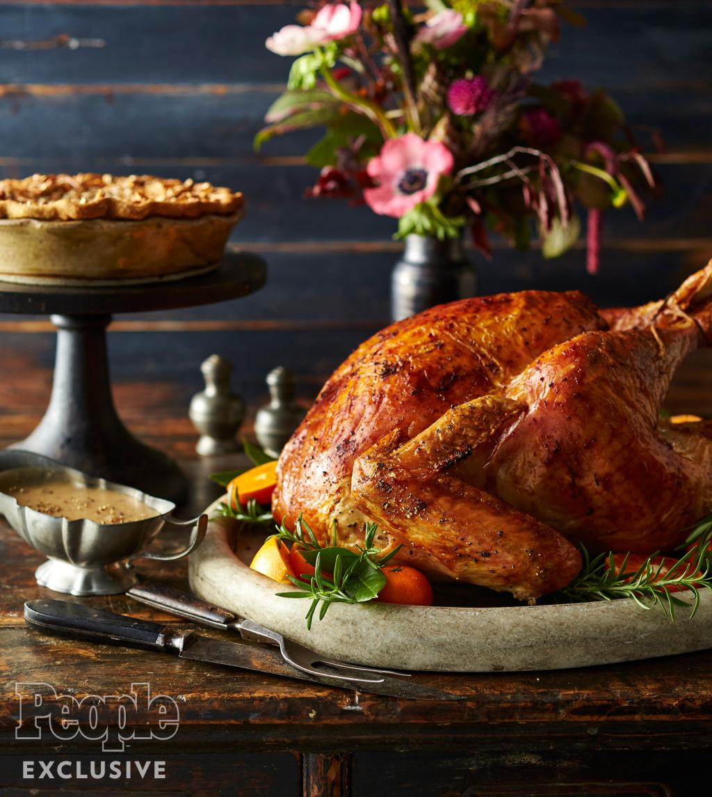 Not Sure How to Brine a Turkey? Ree Drummond       's Apple Cider Roast Turkey Recipe Is All You Need