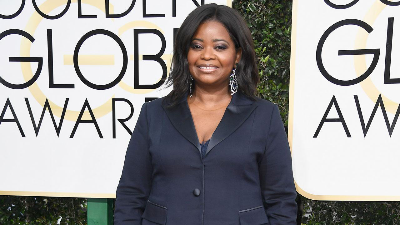 Octavia Spencer Named 2017 Hasty Pudding Woman of the Year