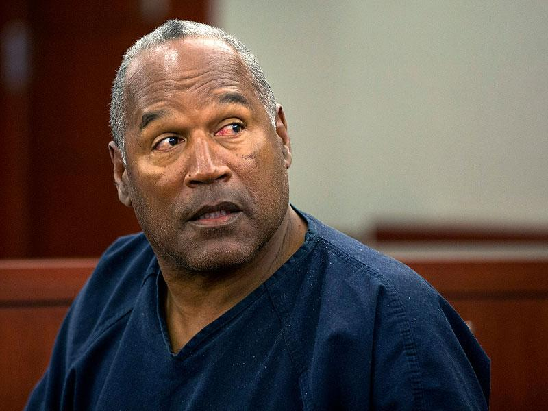 O.J Simpson's Life Behind Bars: 'He's A Broken Man,' Says Fo