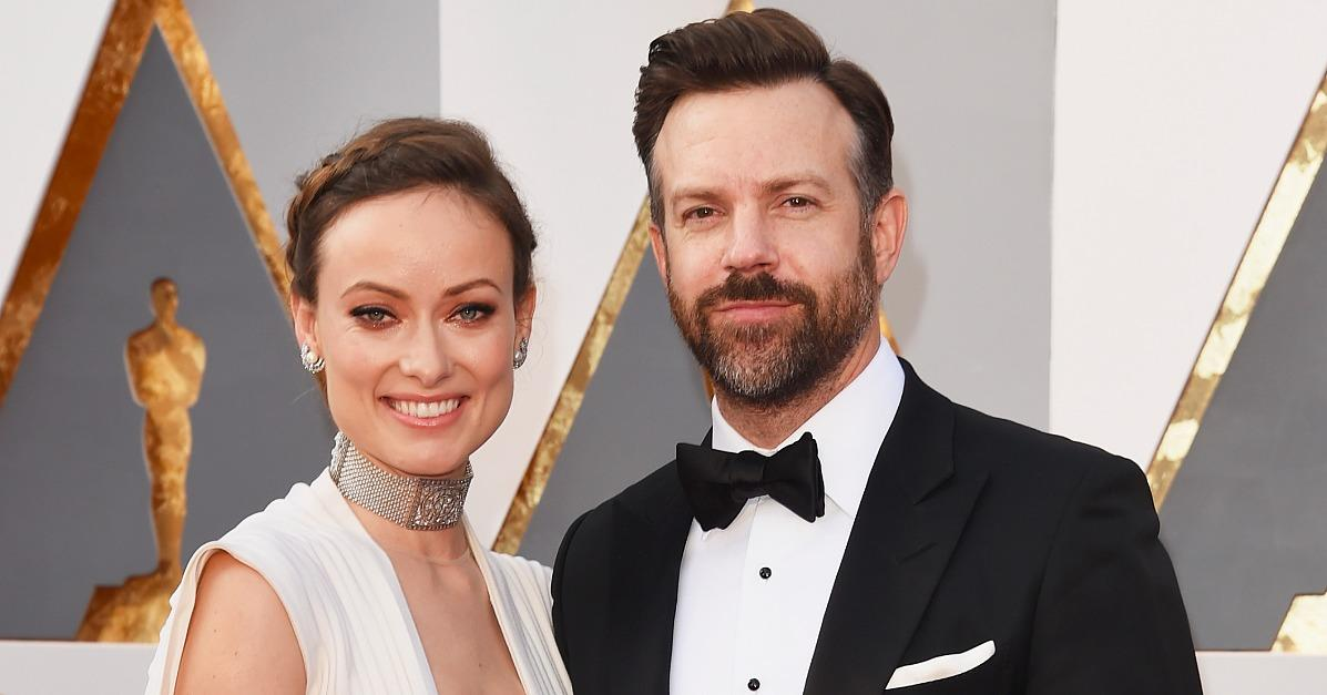 Olivia Wilde and Jason Sudeikis Make a Seriously Stunning Os