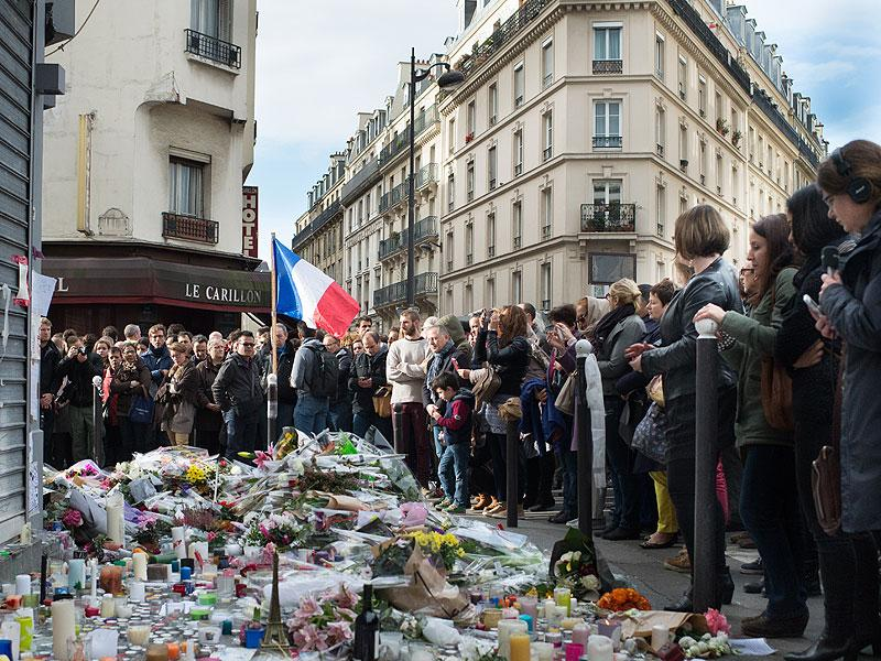 One Year Later, Victims and Witnesses Recount Horror of Paris Terror Attacks:   'I Feel it, Relive It