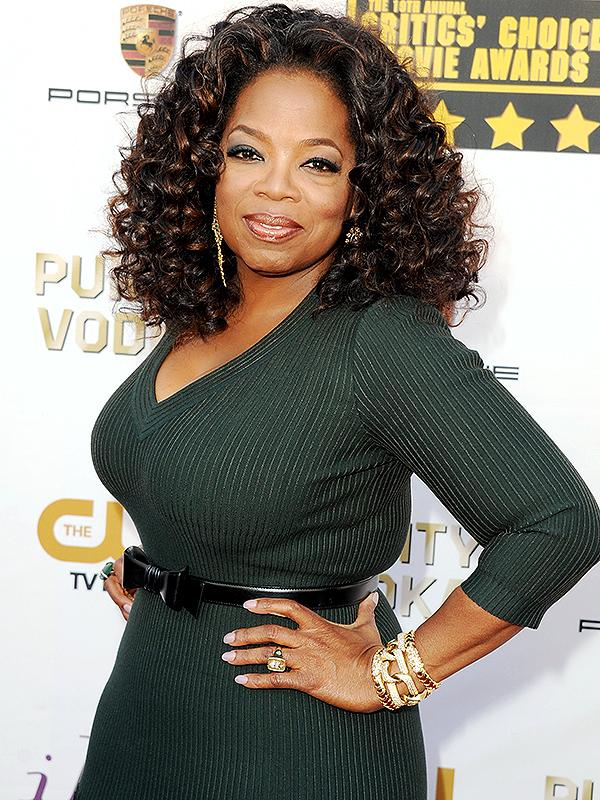 Oprah is Getting Her Body Back With Weight Watchers After Ga