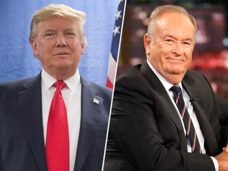 O'Reilly Begs Trump to Forgive and Go Through With Gop Debat