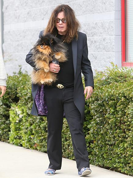 Ozzy Osbourne Steps Out After Split from Sharon as He Says He's 'Been Sober' More Than 3 Years