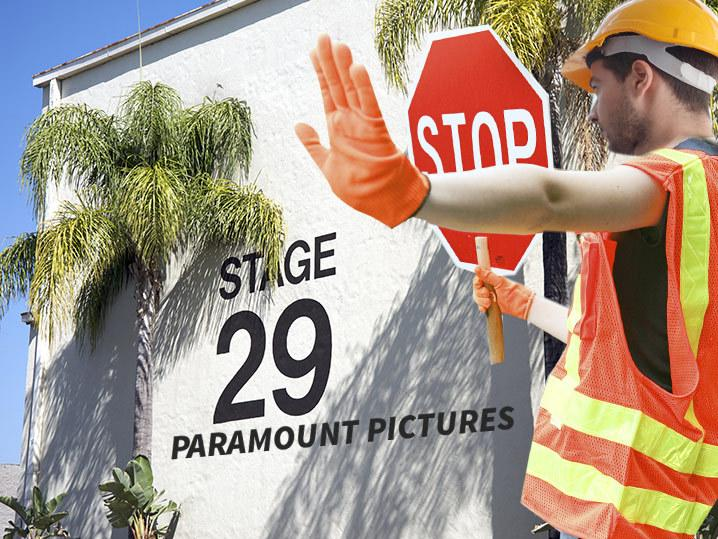 Paramount Pictures --  Parking PAs Sue ... You Grossed Billi