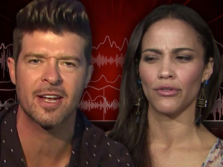 Paula Patton Nanny 911 Call -- Julian Freaked Out Over Visit With Dad (Audio)