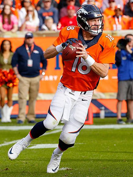 Peyton Manning Calls Doping Allegations 'Complete Garbage' a