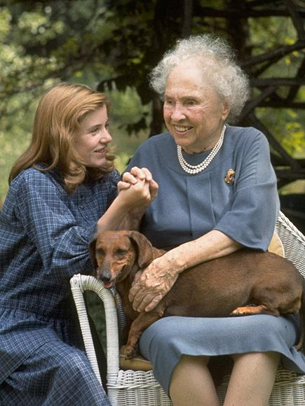 Pictured: Patty Duke Meeting Helen Keller, the Inspiration B