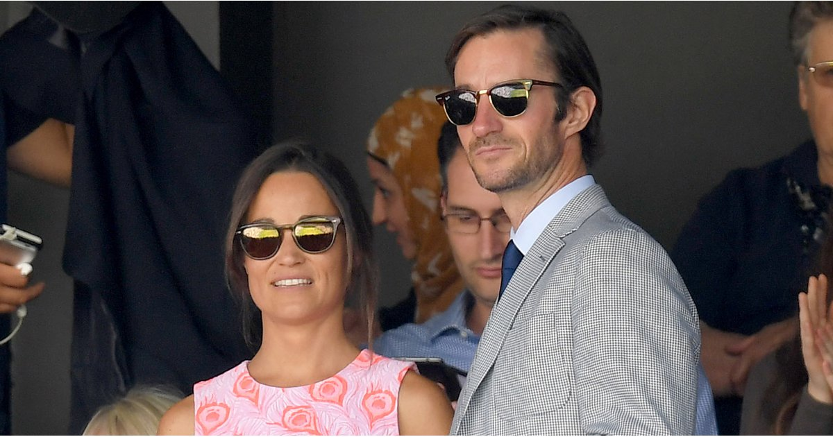 Pippa Middleton Is