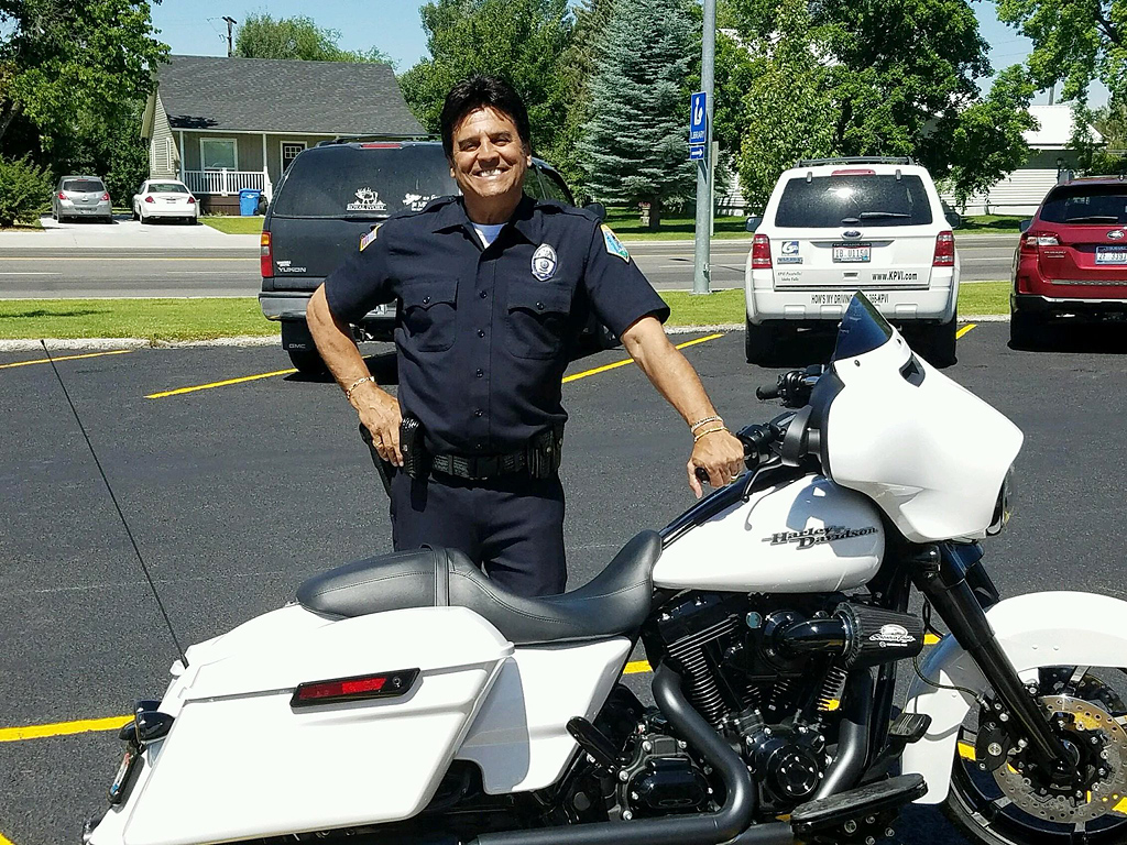 Ponch Reporting for Duty: Erik Estrada Becomes Reserve Officer in Idaho