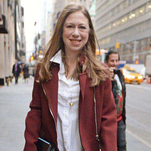 Pregnant Chelsea Clinton Is ''So Excited'' for Baby No. 2