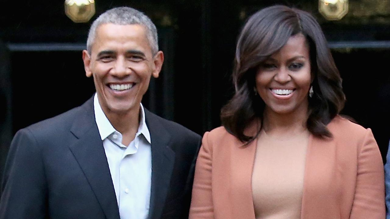 President Obama Crashes Michelle's Interview With Oprah, Praises First Lady's 'Masterful' Political Talents