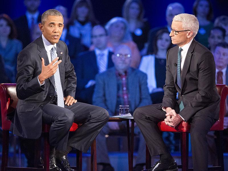President Obama Denies That He Wants to Take Away Guns - Tak