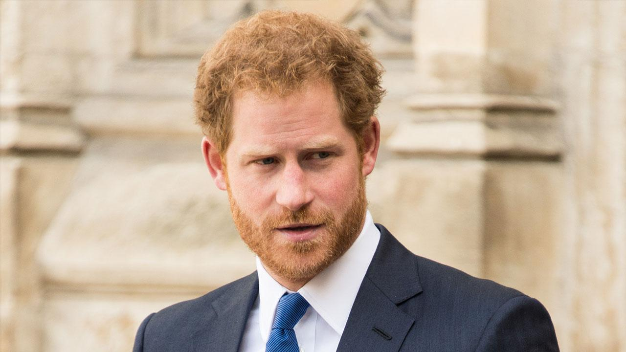 Prince Harry On the Years of        Buried Emotion      '  After His Mom       's Death:        'I Just Didn       't Want to Think About It