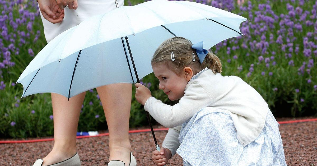 Princess Estelle of Sweden Is Only 3, but She Already Has So