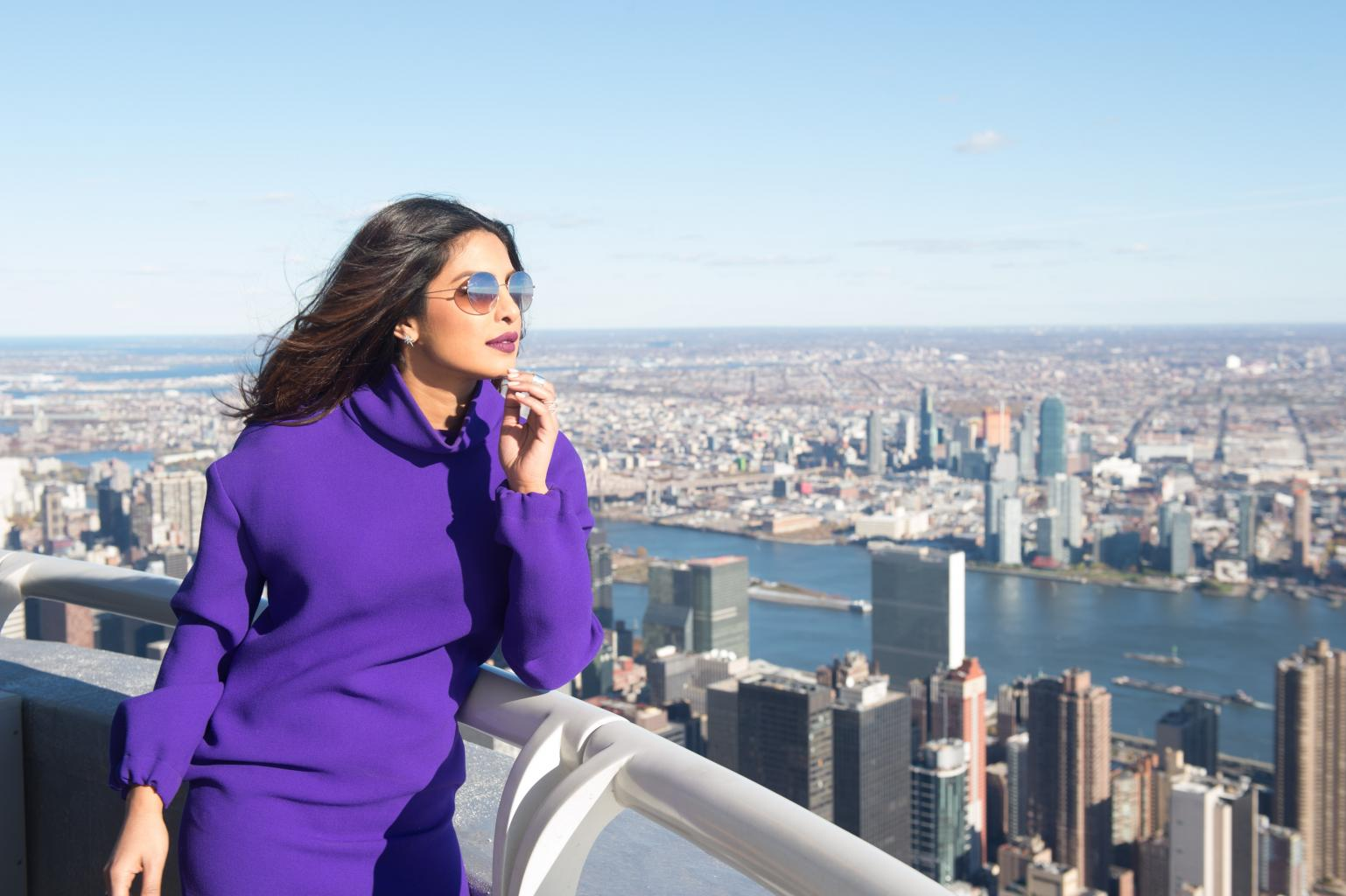 Priyanka Chopra Says 'Being Objectified Is Part of My Job'