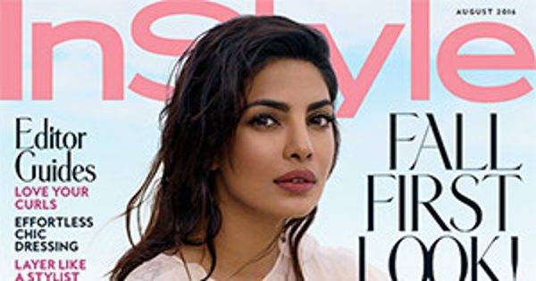 Priyanka Chopra Says She's