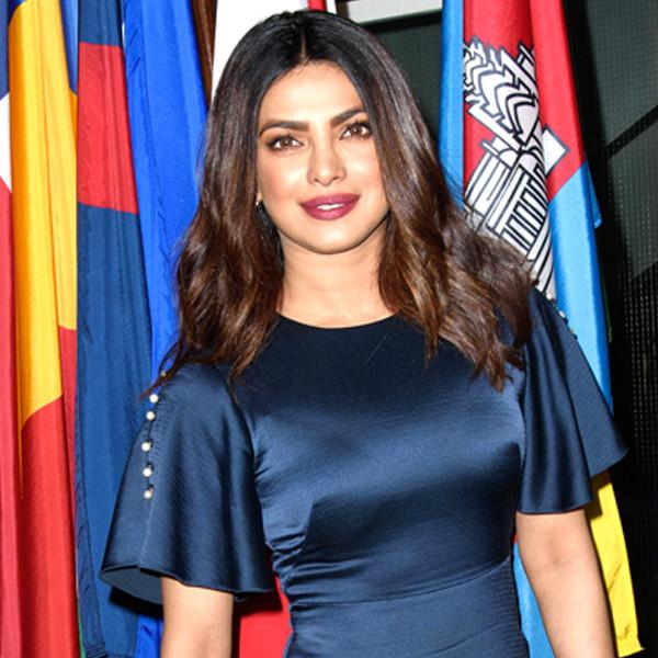 Priyanka Chopra Stays Mum on Meghan Markle and Prince Harry's Relationship, but What About Royal Weddings?