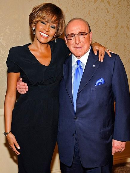 Producer Clive Davis Says He  's    Dedicated to Making Sure That People Never Forget '  Whitney Houston
