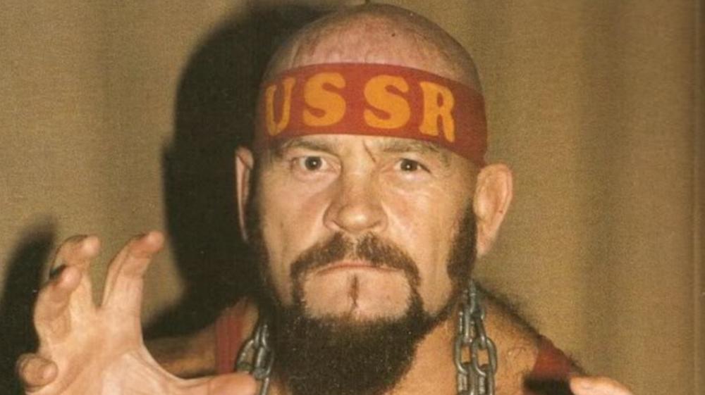 Professional Wrestler Ivan        The Russian Bear      '  Koloff Dies at 74