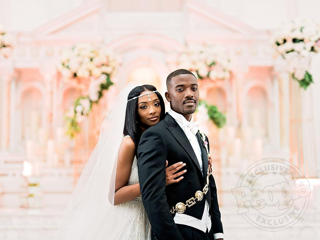 Ray J and Princess Love Are Married: 'It's About Time!' Says the Singer