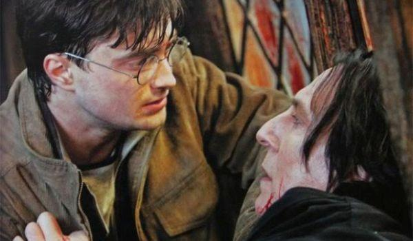 Read Daniel Radcliffe's Touching Farewell To Alan Rickman