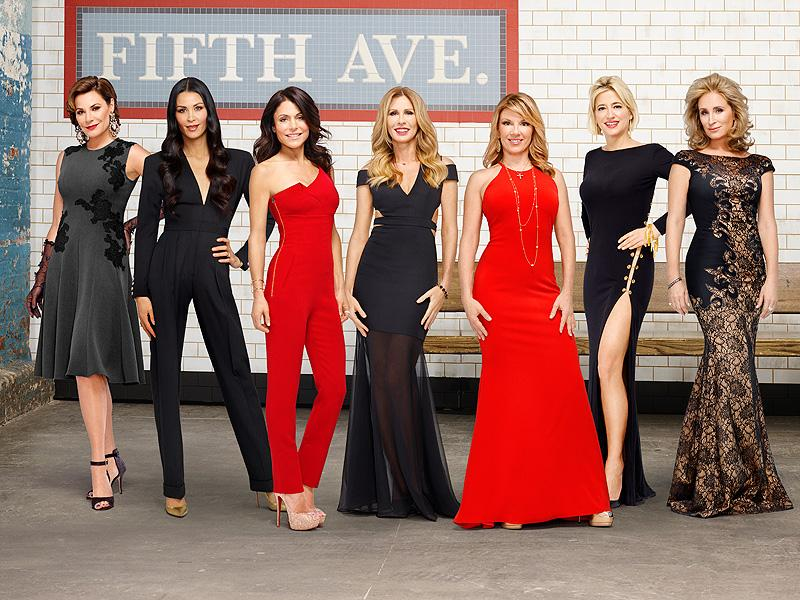 Real Housewives of New York City Season Premiere: Bethenny I