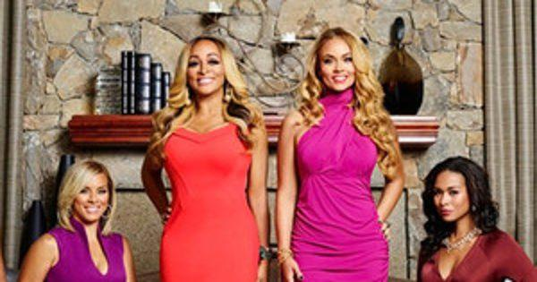 Real Housewives of Potomac's Robyn Dixon Teases Finale Fille