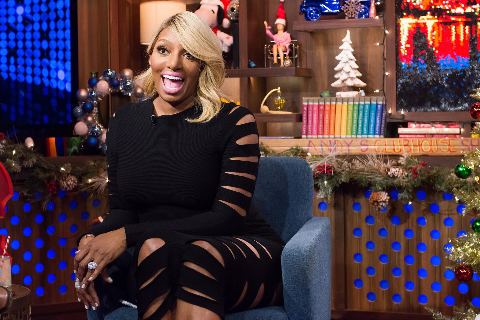 Real Housewives  Star NeNe Leakes Hit With Federal Tax Lien, Owes More Than $800K